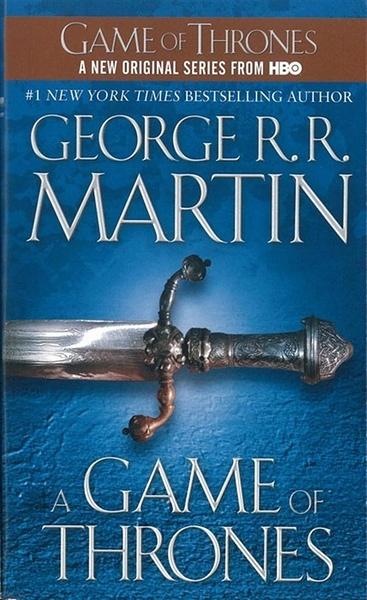(二手書)A Game of Thrones (A Song of Ice and Fire, Book 1)