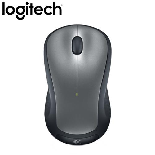 Logitech 羅技 M310t 2.4G無線光學滑鼠 銀