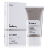 The Ordinary High-Adherence Silicone Primer 遮瑕保濕妝前乳(30ml)