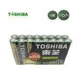TOSHIBA東芝 環保碳鋅電池4號16入