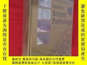 二手書博民逛書店Rosen s罕見Breast Pathology [With