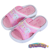 萌可魯玩偶貓 Mewkledreamy 17603 台灣製造止滑輕量拖鞋 兒童拖鞋 防潑水拖鞋 套拖童拖 59鞋廊
