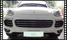 【車王小舖】保時捷 Porsche Cayenne 中網飾條 水箱護罩飾條 防撞條 防刮飾條