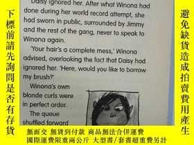 二手書博民逛書店Just罕見You wait,Winona:你等等,維諾娜Y200392