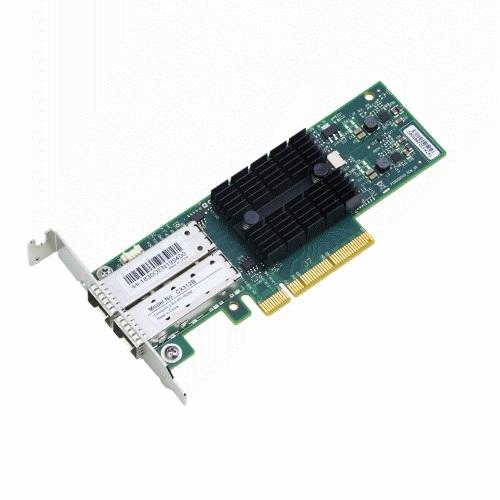 Synology 群暉 E10G17-F2 NAS 伺服器高速10GbE SFP+ (雙埠) 擴充卡