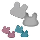 澳洲 We Might Be Tiny 矽膠防滑便當盒兔寶寶 (3色可選)