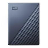 WD My Passport Ultra行動硬碟-4TB(星耀藍)【愛買】