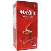 韓國 Maxim 原味咖啡(11.8gx20入)【小三美日】即溶咖啡