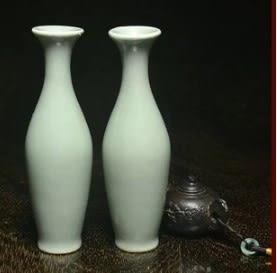 [協貿國際]  青瓷觀音楊柳玉淨瓶插花精品 (1入)