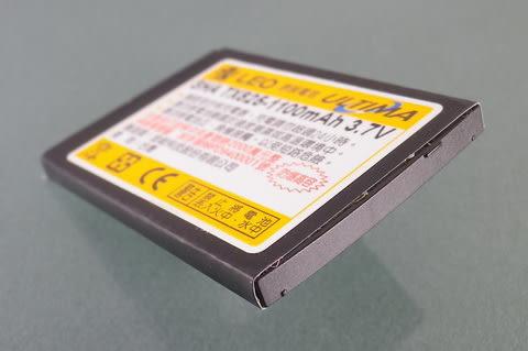 CALLS/其他廠牌  防爆高容量 手機電池 1100mah Sharp WX-T825/TX825