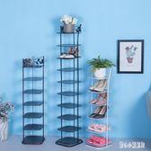 鞋櫃 鞋架多層簡易現代簡約經濟型家用門口省空間多功能 nm8395【甜心小妮童裝】