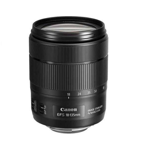 【福笙】CANON EF-S 18-135mm F3.5-5.6 IS USM 變焦鏡頭 (平輸保固一年) 全新拆鏡