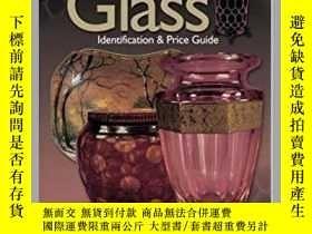二手書博民逛書店Art罕見Glass: Identification & Pri