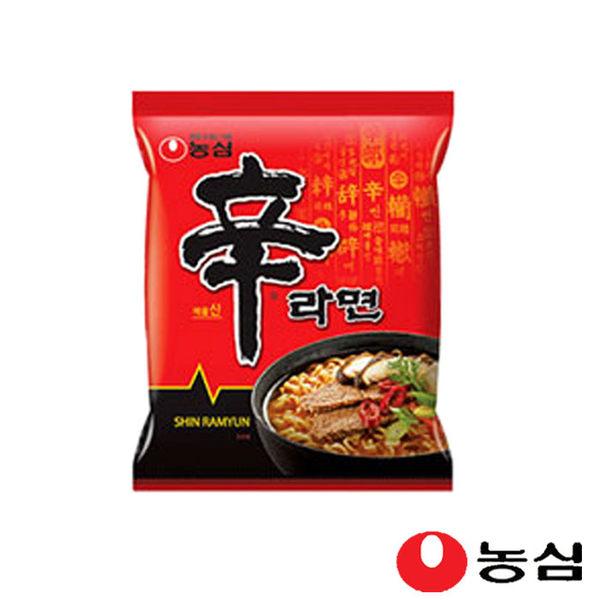 韓流小舖 韓國原裝 (120g/包) NONG SHIM 農心 辛拉麵 正版韓國內銷款