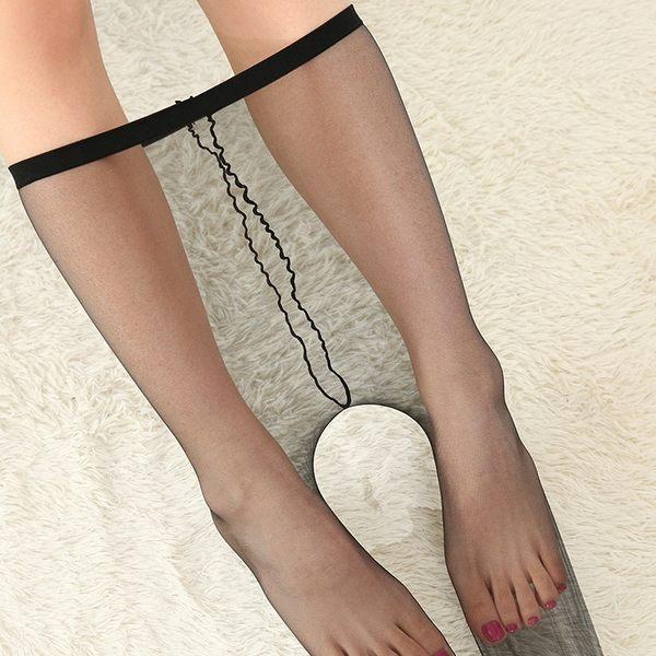 年終慶85折 性感超薄0D一線襠連褲襪絲襪誘惑美腿無痕超滑絲襪情趣內衣透明女 百搭潮品