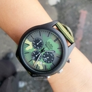 ALBA 雅柏街頭迷彩型男計時腕錶VD53-X347G/AT3G51X1公司貨