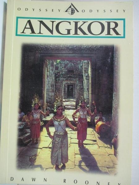 【書寶二手書T9/旅遊_BB7】Angkor_Dawn; Danford, Peter