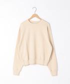 內刷毛 圓領 女 衛衣 USA美國棉 免運費 日本品牌【coen】