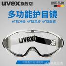 眼鏡護目鏡 防沖擊 防風防沙  透明眼罩  台北日光
