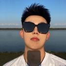墨鏡男潮網紅街拍時尚帥氣防紫外線偏光太陽眼鏡男士開車墨鏡