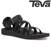 TEVA 《男款》ALP Premier 水陸機能涼鞋 - 黑