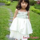 【Lovin' Sweetii】粉彩小公主網紗童洋裝~限量款
