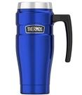 THERMOS【日本代購】手柄保溫杯 450ml SK1000-六色