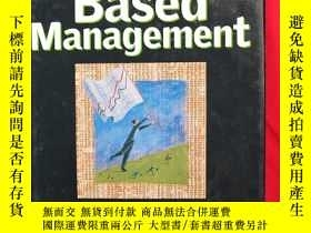 二手書博民逛書店英文原版罕見Value Based Management: Th