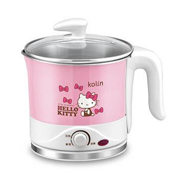 歌林Hello Kitty不銹鋼美食鍋KPK-MNR006