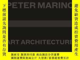 二手書博民逛書店Peter罕見Marino: Art Architecture