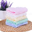 6層水洗紗布方巾紗布純棉手帕30*30擦臉小毛巾 19元