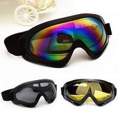 【BK0118】戶外騎行防風沙防塵護目鏡 自行車防紫外線太陽眼鏡 單車機車騎士墨鏡滑雪鏡7色