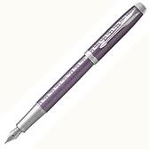 派克高尚經典意象鋼筆紫光