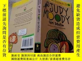 二手書博民逛書店Judy罕見Moody朱迪·穆迪。Y200392