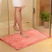 衛浴門口地墊地毯浴室臥室客廳衛生間門廳進門吸水防滑墊腳墊門墊