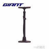 落地式省力高效美法嘴通用自行車家用打氣筒 一米陽光