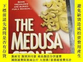 二手書博民逛書店The罕見Medusa StoneY6856 JACK DU B