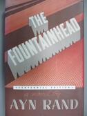 【書寶二手書T9/原文小說_YHK】The Fountainhead_Rand, Ayn