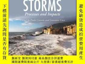 二手書博民逛書店Coastal罕見Storms: Processes and ImpactsY410016 Paolo Cia