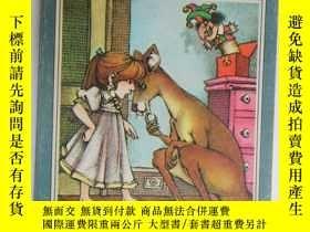 二手書博民逛書店what罕見do you do with a kangaroo?