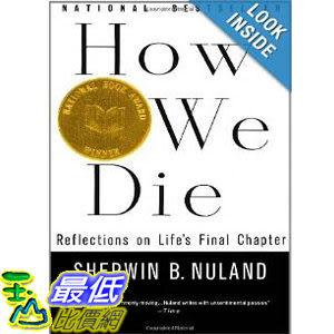 【103玉山網】 2014 美國銷書榜單 How We Die: Reflections of Life s Final Chapter, New Edition  $845