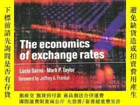 二手書博民逛書店The罕見Economics of Exchange Rates