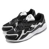 Nike 復古慢跑鞋 Air Zoom Alpha 黑 銀 氣墊設計 休閒鞋 男鞋 運動鞋【ACS】 BQ8800-004