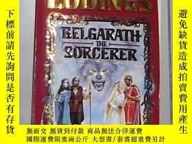 二手書博民逛書店英文原版罕見Belgarath the Sorcerer by