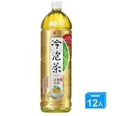 光泉冷泡茶-冰釀烏龍(無糖)1235ml*12入/ 箱【愛買】