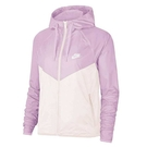 Nike WR JKT 女款 白 粉紫 ...