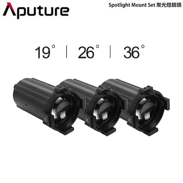 黑熊館 Aputure 愛圖仕 Lens 19° / 26° / 36° Spotlight聚光燈用鏡頭