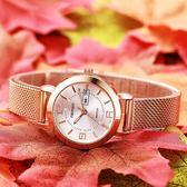 新款精鋼女錶機械女士手錶女防水夜光全自動時尚款-新年聚優惠