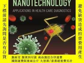 二手書博民逛書店Biosensors罕見and Nanotechnology: Applications in Health Ca