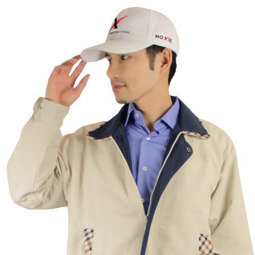 摩新國際科技 經典款黑白雙色防電磁波帽